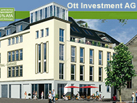 Central Garage Fürth Baudenkmal mit steuerlichen Vorteilen Verkauf Ott Investment AG